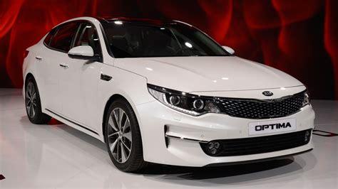 Euro-spec Kia Optima Debuts, Hotter Gt