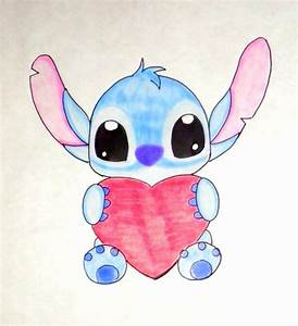 chibi love : stitch by kary22 on DeviantArt