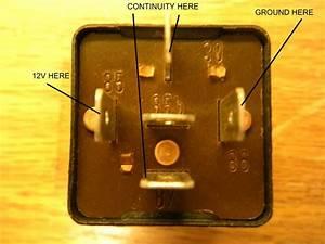 Power Window Switch Or Relay Help