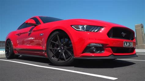 2018 ford mustang specifications leaked