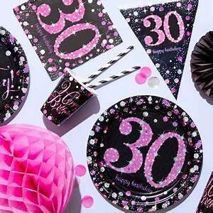 Dekoration 30 Geburtstag : party deko zum 30 geburtstag partycity de ~ Yasmunasinghe.com Haus und Dekorationen