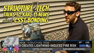 Structure Tech Talks To Kare 11 News About Csst Bonding