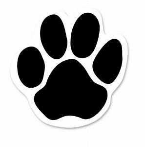 bear paw print outline clipart best With bear footprints template