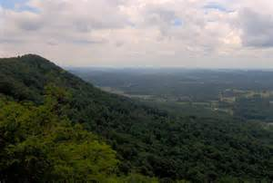 Memphis Tennessee Mountains
