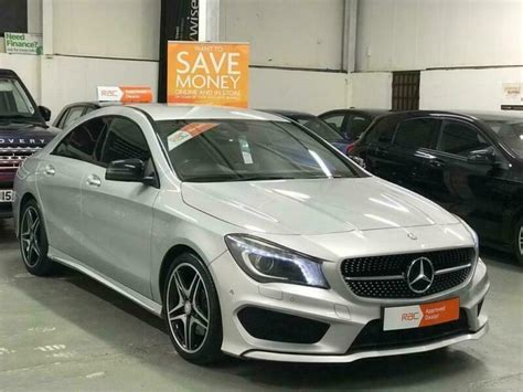 View similar cars and explore different trim configurations. 2016 Mercedes Benz CLA CLASS 2.1 CLA220d AMG Line 7G DCT s s 4dr Auto Coupe Di | in Dawley ...