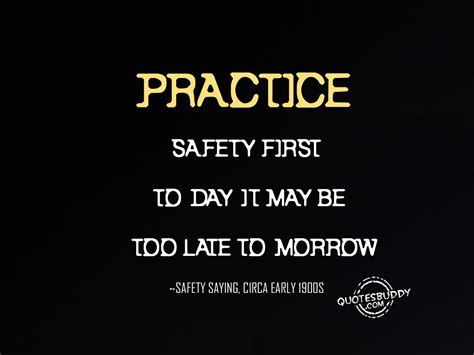 Safety Quotes Safety Quotes Graphics Page 5