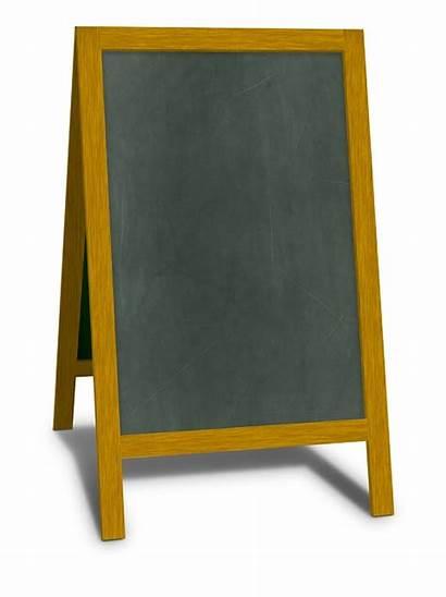 Blackboard Chalkboard Board Chalk Frame Advertising Canvas