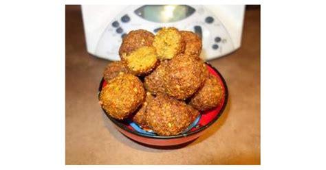 recette de cuisine libanaise avec photo falafels boulettes de pois chiche et d 39 herbes recette