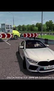 City Car Driving 1.5.9 - BMW M8 Competition Coupe 2020 ...