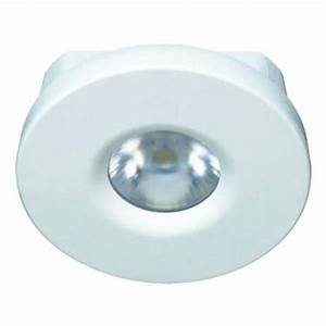 Bulbrite led mag wfl wh recessed can