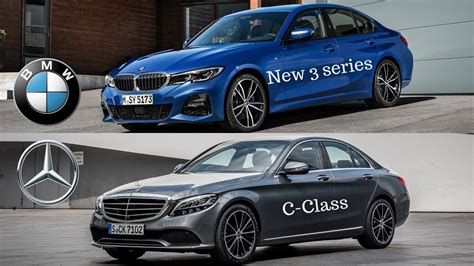 2019 Bmw 3 Series Vs Mercedes C-class