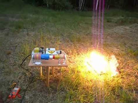 Генератор 4 киловатта (демонстрация в лесу) Youtube