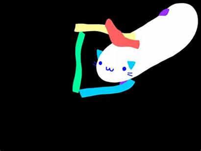 Giphy Cat Mummy Dark Animated Dribbble Igloo