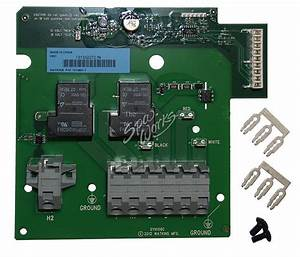 Caldera Spa Replacement Heater Relay Board  2002