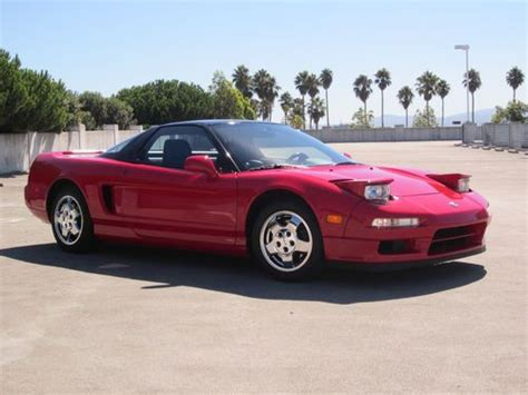 purchase used beautiful acura nsx 1991 very low mileage