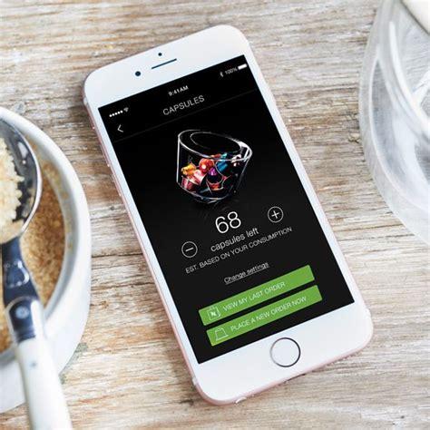 Koffieautomaat App by Nespresso Prodigio Koffie Maken Met Een Iphone App