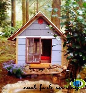 Ana white east fork free doghouse or playhouse or for Storage shed dog house