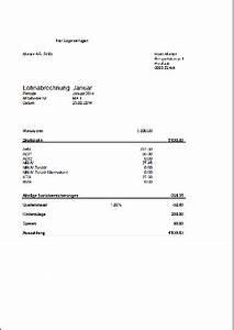 Abrechnung Der Brutto Netto Bezüge Pdf : business wissen management security lohnabrechnung schweiz ~ Themetempest.com Abrechnung