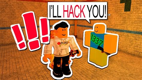 HACKER TRIED TO HACK MY ROBLOX ACCOUNT!! - YouTube