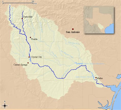 nueces river wikipedia