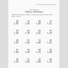 {download Pdf*}  Free Printable Touch Math Addition Worksheets Pdf