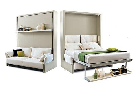 canap lit pour studio le lit escamotable gain de place la maison du
