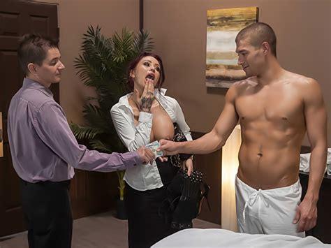 Spa For Horny Housewives Monique Alexander Porno