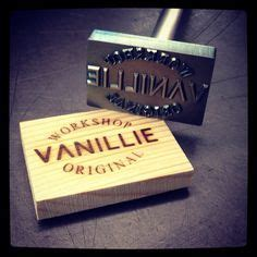 personalized branding iron  wood google search