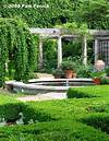 Chicago Botanic Garden wows Spring Flingers   Digging english garden fountains water features