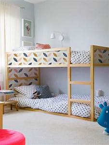 Ikea Hochbett Kura : decals for kura bed ikea scandinavian style pattern ~ A.2002-acura-tl-radio.info Haus und Dekorationen