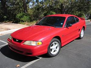 Review: 1997 Ford Mustang GT – DriveAndReview