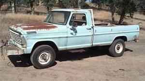 1967 F250 Highboy 4x4 Manual F150 Gas Not Diesel 68 69 70