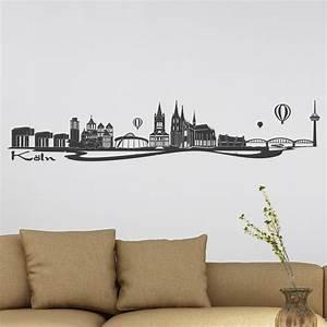 Leinwand Köln Skyline : wandtattoo skyline k ln ~ Sanjose-hotels-ca.com Haus und Dekorationen