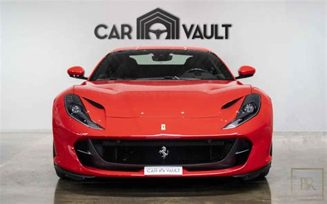 2020 ferrari 812 gts besides the gts badge and the minor changes above the waistline this drop top is pretty much identical to the 812 superfast. For sale New 2020 Ferrari 812 GTS 812 GTS Red | For Super Rich