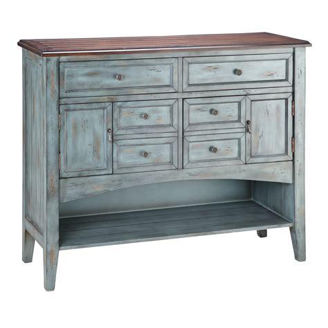 Cabinet Door World Reviews by Stein World Painted Treasures 2 Door 6 Drawer Accent