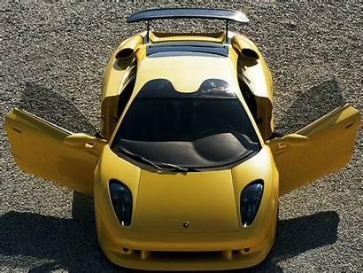 Lamborghini Cala 1995 Sports Super Generation Platform