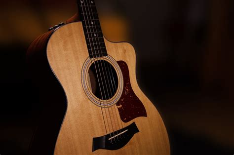 Acoustic Image Acoustic Guitar Wallpaper Hd Pictures