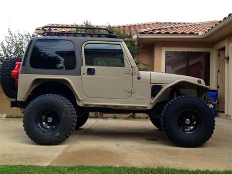 tan jeep lifted best 25 2000 jeep wrangler ideas on pinterest 1998 jeep