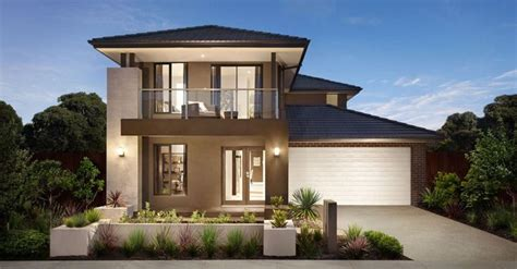 story house plans concrete double storey house design facade house double storey house