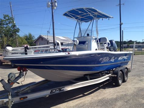 Epic Boat Pictures by Used Epic Boats For Sale Boats