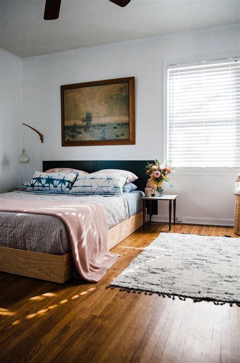 minimalism  unfinished decorating dalys bedroom