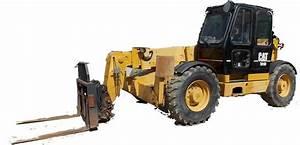 Caterpillar Th103 Telehandler Factory Service  U0026 Shop