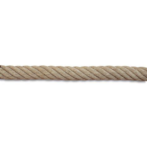 cuisine avec pose corde de re et accessoires en chanvre diam 32 mm