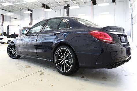 Encuentre su auto, camioneta o suv perfecto en auto.com. New 2020 Mercedes-Benz C-Class C43 AMG 4MATIC 4-Door Sedan ...
