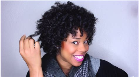 Rod Hairstyles Black Hair by Twisted Style For Black Hair Using Flexi Rod