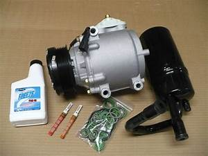 New A  C Compressor Kit Fits  2003 2004 2005 Mercury Grand