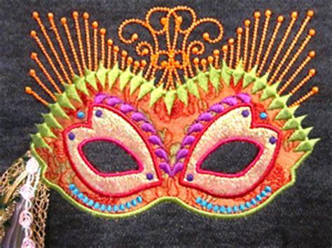 mardi gras embroidery applique exclusive designs