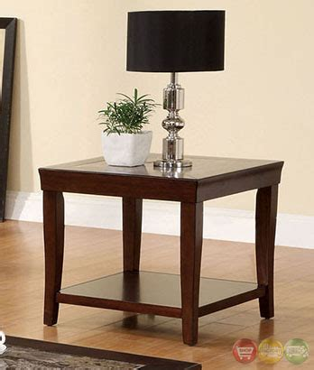 accent table ls contemporary maine contemporary cherry accent tables with faux marble
