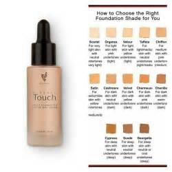 Younique Mineral Liquid Foundation Color Touch