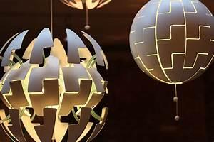 Luminaire Salon Ikea : ikea lustre design en image ~ Teatrodelosmanantiales.com Idées de Décoration